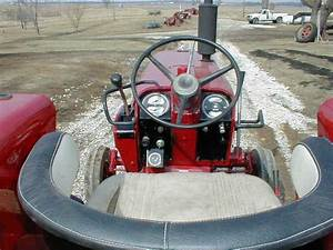 Ih 656 Tractor With Wide Front For Sale
