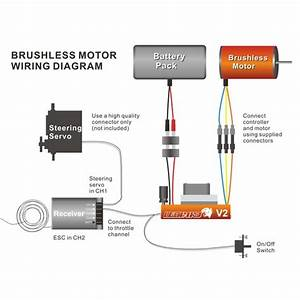 Brushless Motor Wire Diagram