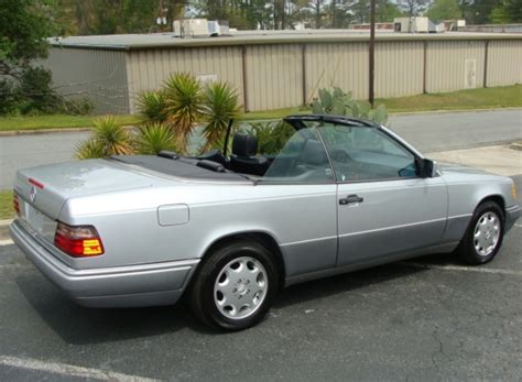 1994 mercedes e320 cabriolet german cars for sale