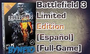 Descargar Battlefield 3 Limited Edition [Multi/Español ...
