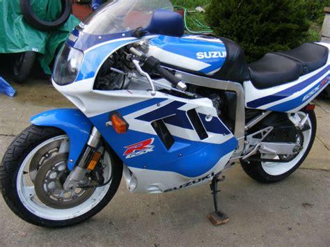 2010 Suzuki Gsxr 750 For Sale by 1991 Suzuki Gsx R 750 In Classic Blue And White With Only
