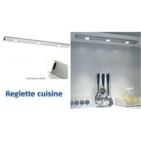 le cuisine led éclairage cuisine led piles