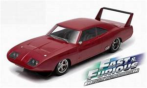 1969 Dodge Charger Daytona Fast and Furious 6 Vin Diesel 1 ...