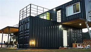 Container Haus Bauen : containerhaus conhouse ~ Michelbontemps.com Haus und Dekorationen