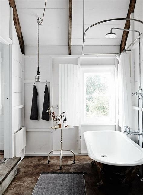 Modern Rustic Bathroom Accessories by 20 Amazing Farmhouse Bathrooms With Rustic Warm For