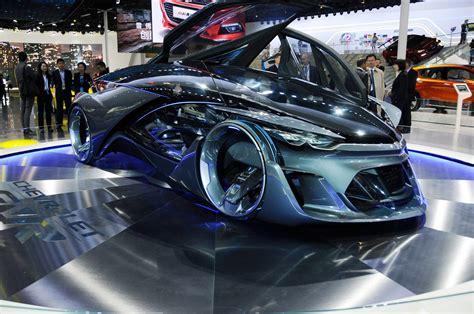 Chevrolet Car : Chevrolet Fnr-x Concept Debuts At 2017 Shanghai Auto Show