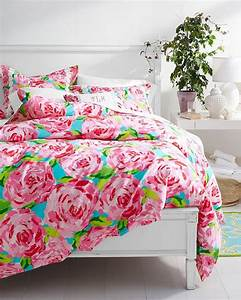 Lilly Pulitzer First Impression Hotty Pink Bedroom - Traditional - Bedroom - Burlington