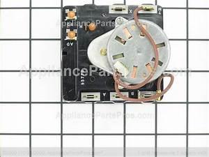 Frigidaire 131583802 Timer Dryer P Export