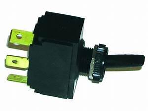 Interrupteur à Levier : interrupteur levier 20a on off discount marine ~ Dallasstarsshop.com Idées de Décoration