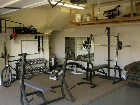 turn  garage   home gym   build  house