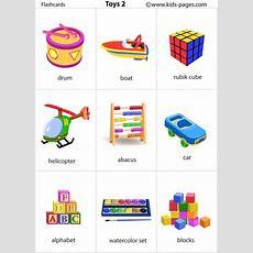 Toys 2 Flashcard