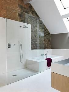 Badezimmer Gestalten Dachschräge : die besten 25 badezimmer dachschr ge ideen auf pinterest badideen unter dachschr ge badideen ~ Markanthonyermac.com Haus und Dekorationen