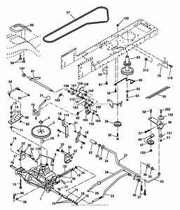 Ayp  Electrolux 425014x92e  96014000100  2005  Parts Diagram For Ground Drive