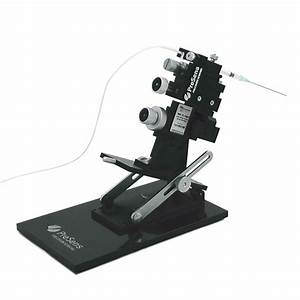 Product  Manual Micromanipulator Mm