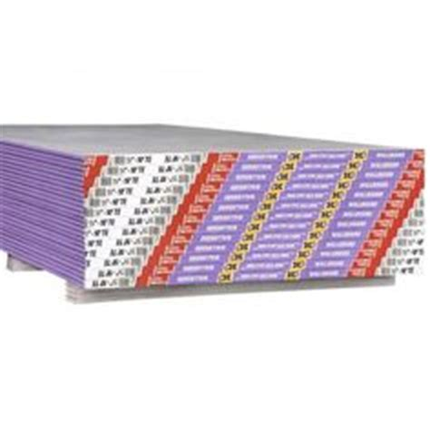 Densshield Tile Backer Home Depot by Toughrock Densshield 1 2 In X 2 7 Ft X 5 Ft Glass Mat