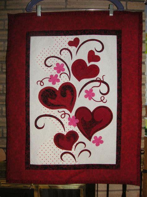 valentine wallhanging