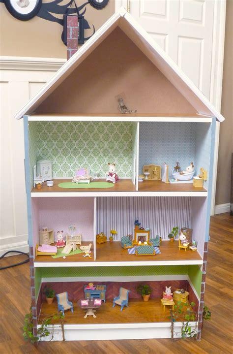 dollhouse bookcase billy hack ikea hackers
