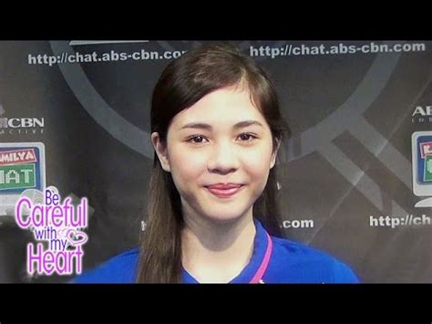 janella salvador please be careful with my heart janella salvador as nikki in be careful with my heart