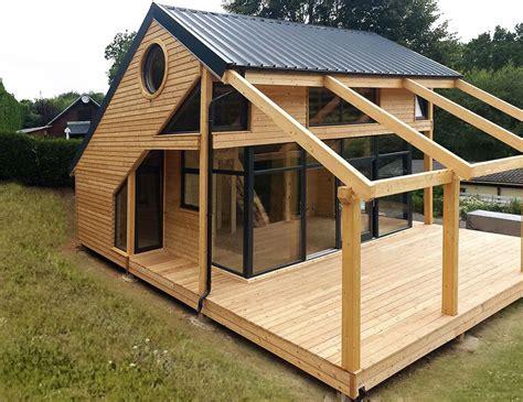 annexe chambre auvent maisons à ossature bois d 39 2000 la maison bois par