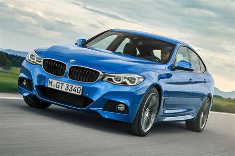 2017 Bmw 330i Gt M Sport Launched In India