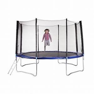 Prix D Un Trampoline : trampoline de jardin 3 66m 366 cm garten play avec un ~ Dailycaller-alerts.com Idées de Décoration
