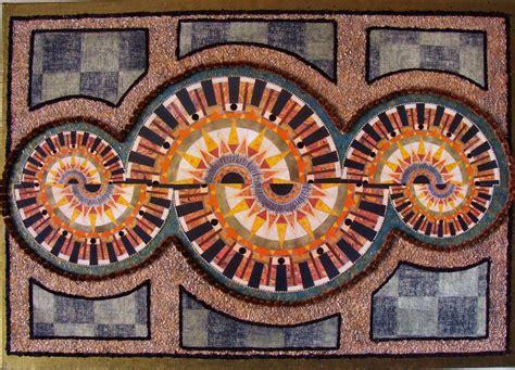 arte y artesanía: Arte precolombino: Sol serpiente