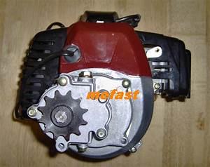 Complete 43cc Engine