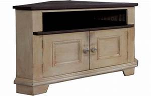 Related Ideas Solid Wood Corner Tv Stands