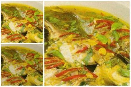 Cara memasak ikan belanak kuah kuning. Resep Ikan Belanak Bumbu Kuning Tanpa Santan Lebih Aman Buat Penderita Gangguan Kolesterol ...