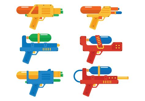 water gun clipart water gun illustration free vectors clipart