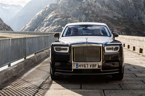 2018 Rolls-royce Set To Make U.s. Debut At Detroit's The