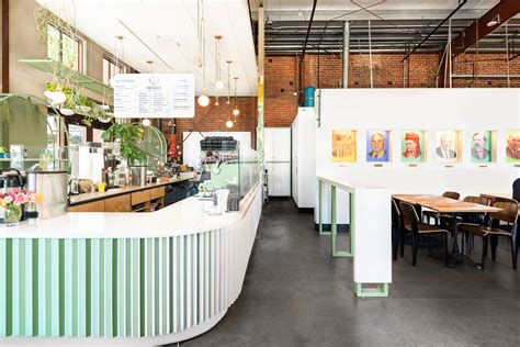Voyager sources, roasts, brews, and serves some of the best coffee on this green earth. Voyager Craft Coffee: The Square - Studio BANAA