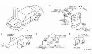 2003 Nissan Maxima Fuel Pump Wiring Diagram