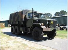 Military Trucks & Equipment Inspections · Test Drive