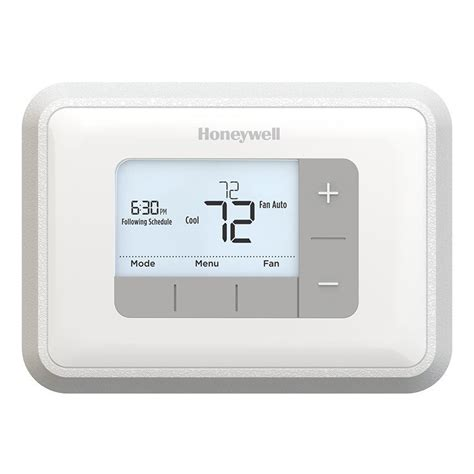 Honeywell Rthd Day Programmable Thermostat Great