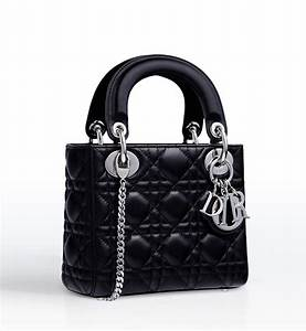 Christian dior black bag