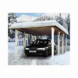 Weka Y Carport : carport tirol weka 330x660 cm 300 kp m2 neige ~ Sanjose-hotels-ca.com Haus und Dekorationen