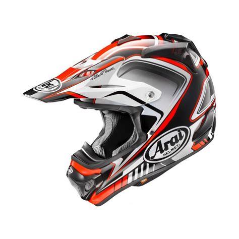 arai motocross 2016 arai mx v helmet speedy red