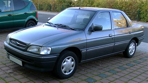 Ford Orion Tuning Fotos