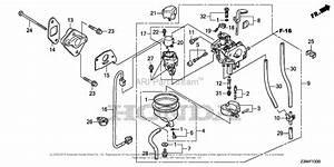 Honda Eu2000it1 A1 Generator  Tha  Vin  Eact