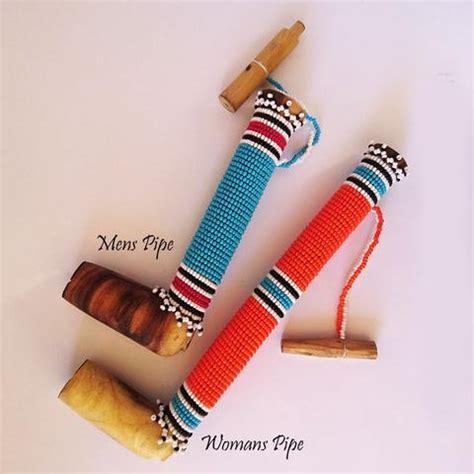 buy traditional xhosa beaded pipes wild coast trading
