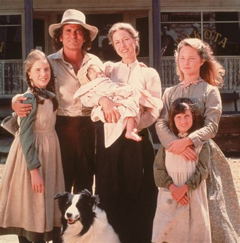 House On The Prairie Characters by Lindsay And Sidney Greenbush As Carrie Ingalls Photos