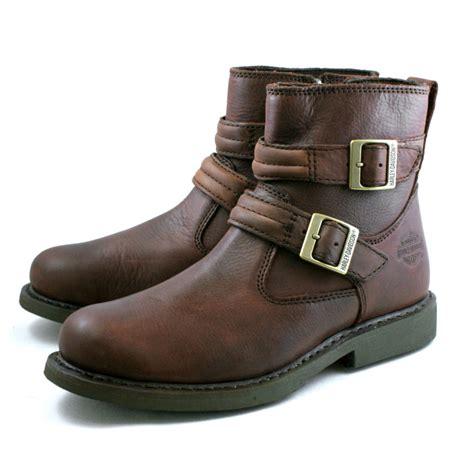 Footmonkey Men Boots Harley Davidson For
