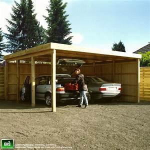 Doppelcarport 7 M Breit : carport 5x7 m doppelcarport mit st tzen 11x11 cm freitragend ~ Whattoseeinmadrid.com Haus und Dekorationen