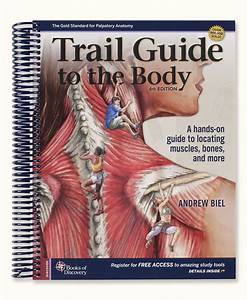 Trail Guide To The Body Book