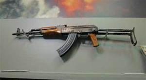 CIA's Private Museum Displays Osama Bin Laden's AK-47 ...