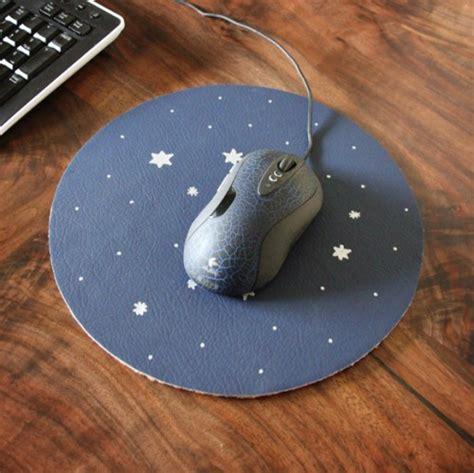 easy  quick diy mouse pads   materials
