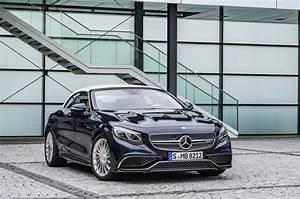 Mercedes Cabriolet Amg : official mercedes amg s65 cabriolet ~ Maxctalentgroup.com Avis de Voitures