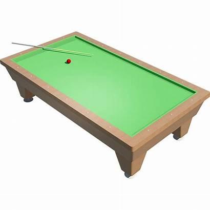 Billiard Pool Blackball Tables English Transparent Billiards