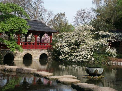 Japanischer Garten Dänemark by Eghn Carl Duisberg Park And Japanese Garden